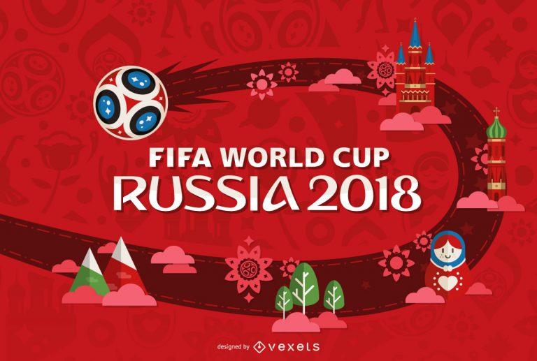 تور جام جهانی فوتبال روسیه 2018