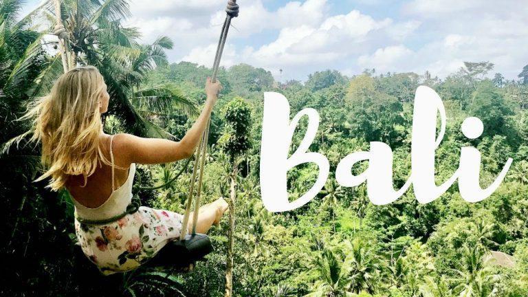 تور بالی ترکیبی جنگل و دریا