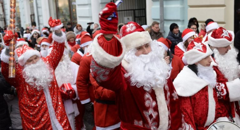تور روسیه ویژه کریسمس