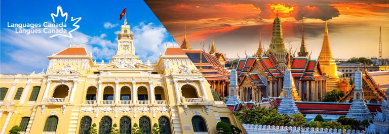 تور ترکیبی ویتنام و تایلند ( 3 شب هانوی + 1 شب کروز + 3 شب بانکوک )