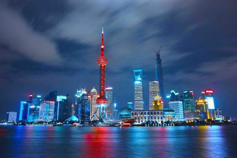 تور پکن و شانگهای