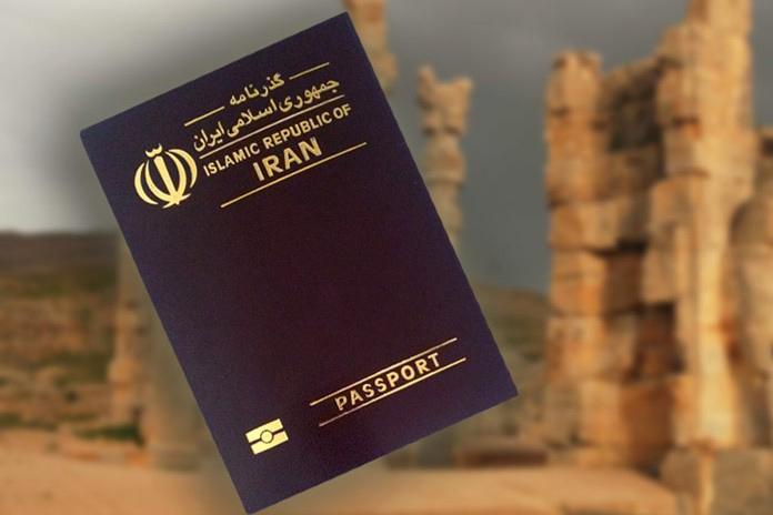 اعتبار پاسپورت ایرانی