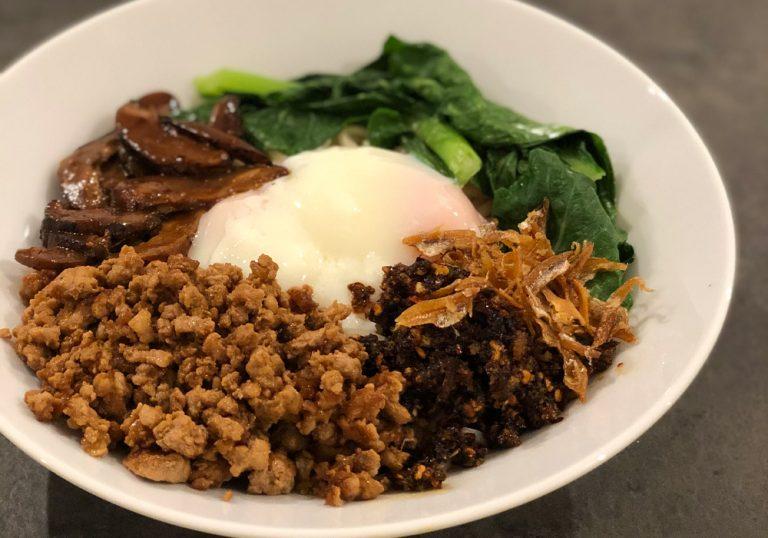 غذاهای محلی در جنوب شرق آسیا