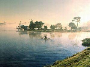 دریاچه ژوان هونگ دالات ویتنام