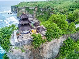 معبد اولوواتو یکی از جاذبه های اولوواتو بالی