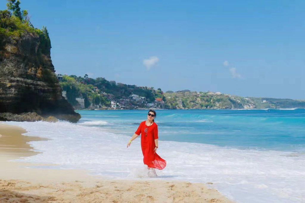 ساحل سرزمین رویایی از جمله جاذبه های اوولواتو بالی است