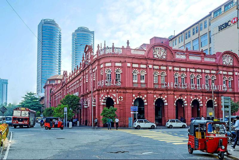 تصویری از کلمبو به عنوان یکی از مهم ترین شهرهای سریلانکا