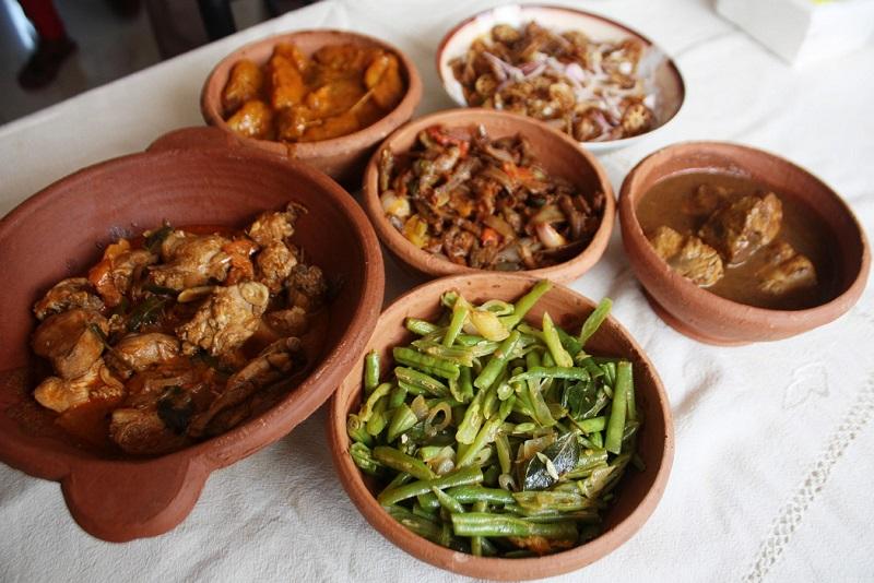 fish ambul thiyal از جمله غذاهای سریلانکا