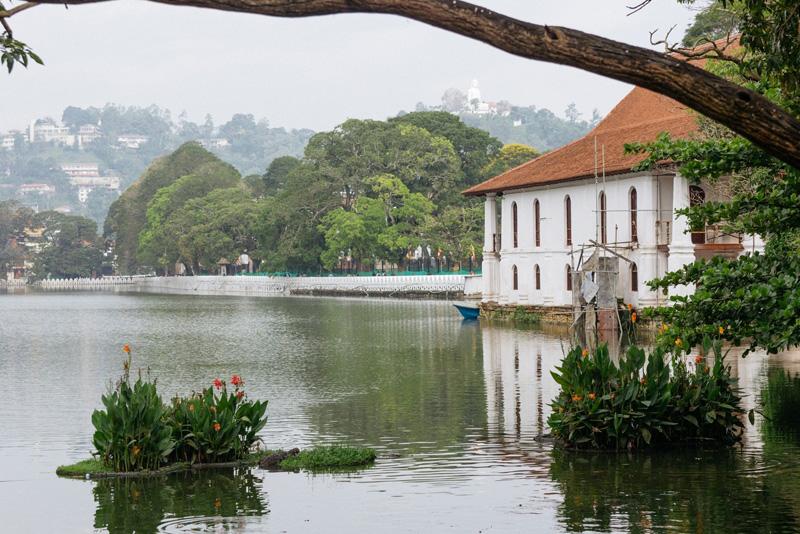 کندی یکی از مهم ترین شهرهای سریلانکا