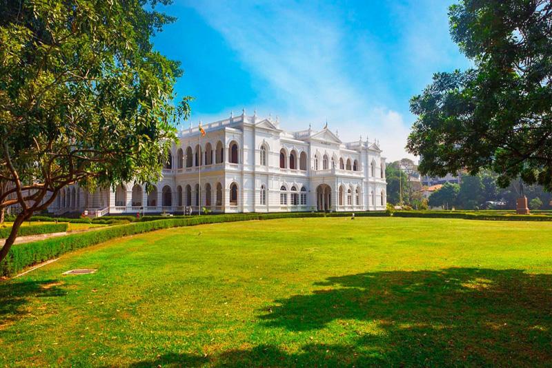 موزه ملی کلمبو یکی از جاذبه های مهم ترین شهرهای سریلانکا