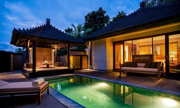 نمایی از هتل چِدی در هتلهای مناسب خانواده بالی