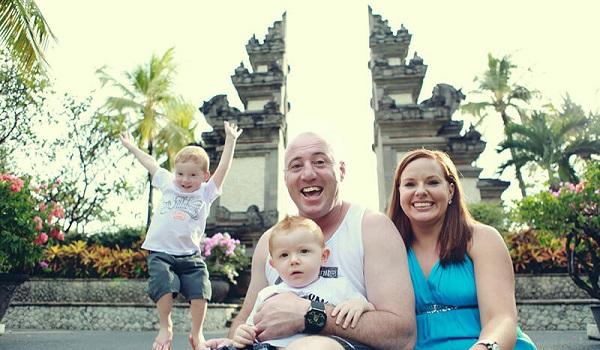 هتلهای مناسب خانواده بالی