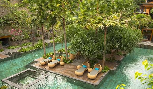 هتل ایندیگو یکی از هتلهای مناسب خانواده بالی
