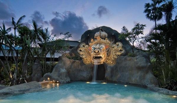 هتل پادما لگیان یکی از هتلهای مناسب خانواده بالی